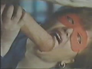 Animal Sex Red Mask Horse(woman Sucks And Fucks Horse And It Cums In Her Mouth And On Her Face) X264