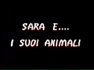 Sara E I Suoi Animali Dog Sex XXX
