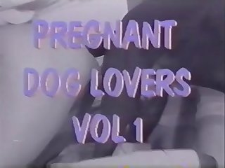 Pregnant Dog Lovers Volume 1 XXX