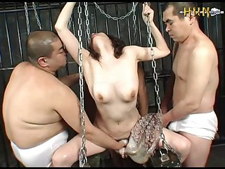 Genki Dgen010 The Mature Woman Who Inserts Eel And Loach And Is Restricted By Octopus 002