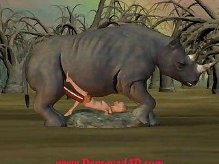 Rhino Lust