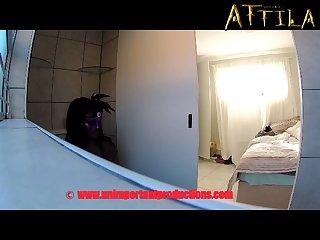 Pattaya Pretty Lady After  Dog Sex 5 :-) 18 Sec